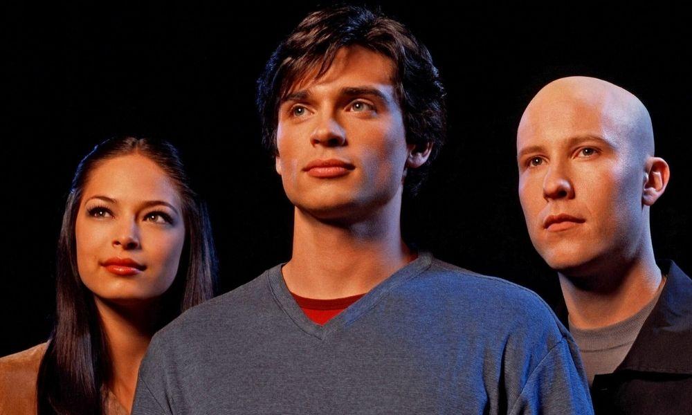 secuela animada de 'Smallville'