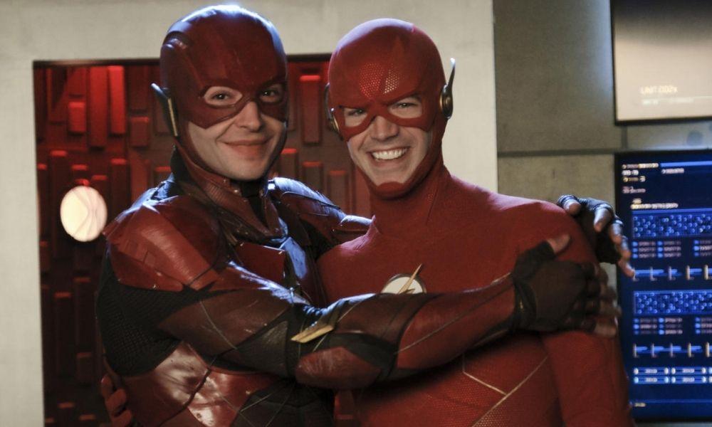 The Flash contaría con héroes del Arrowverse