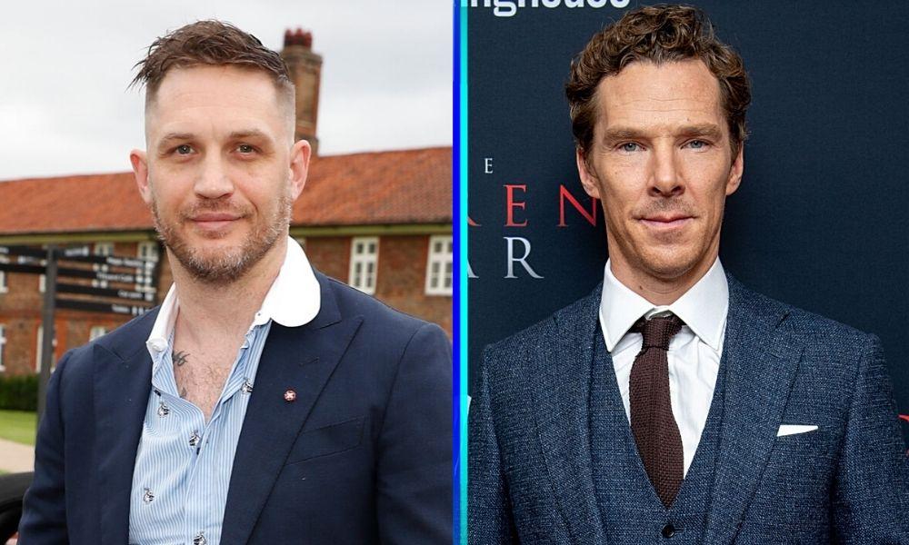 Tom Hardy y Benedict Cumberbatch protagonizarían película biográfica