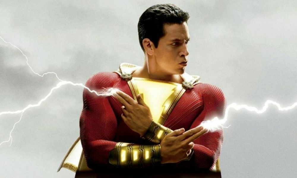 Zachary Levi habló del traje de Shazam