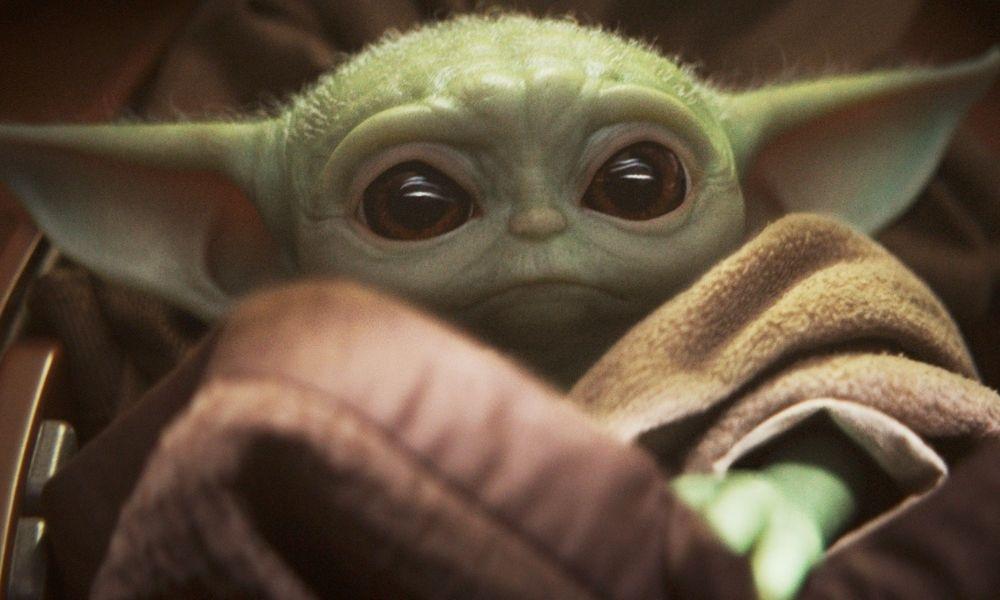 Baby Yoda en Twitter