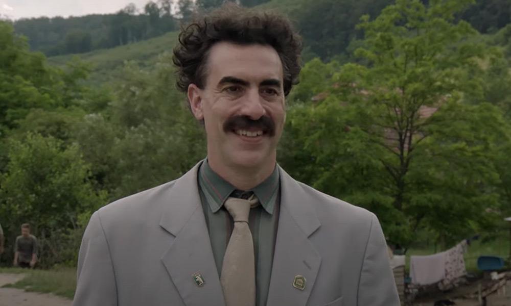 trailer de 'Borat: Subsequent Moviefilm'