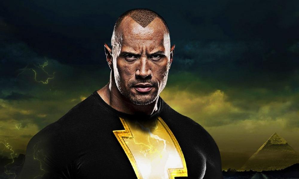 Dwayne Johnson podría ser Black Adam en diez películas