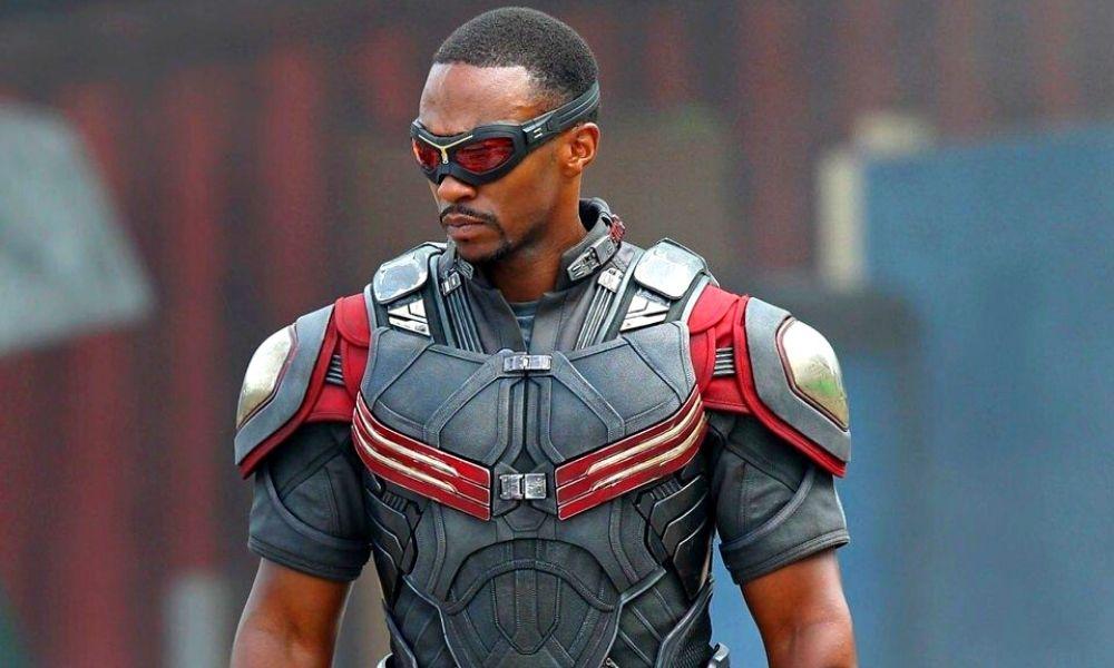 Falcon buscó a Stark Industries