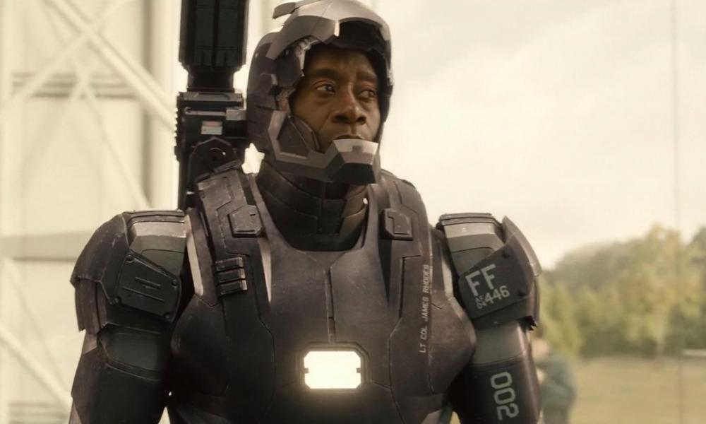 Por qué War Machine se convirtió en Iron Patriot