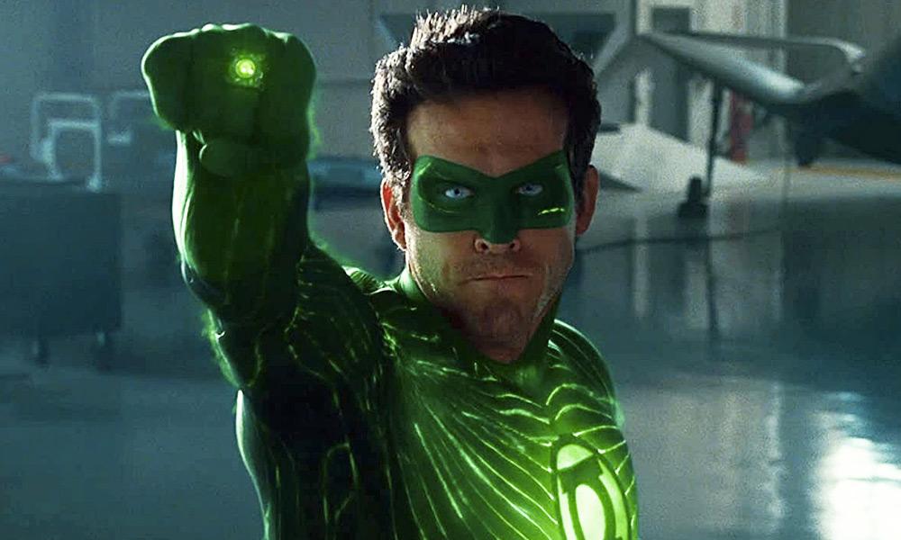 Personajes en la serie de Green Lantern