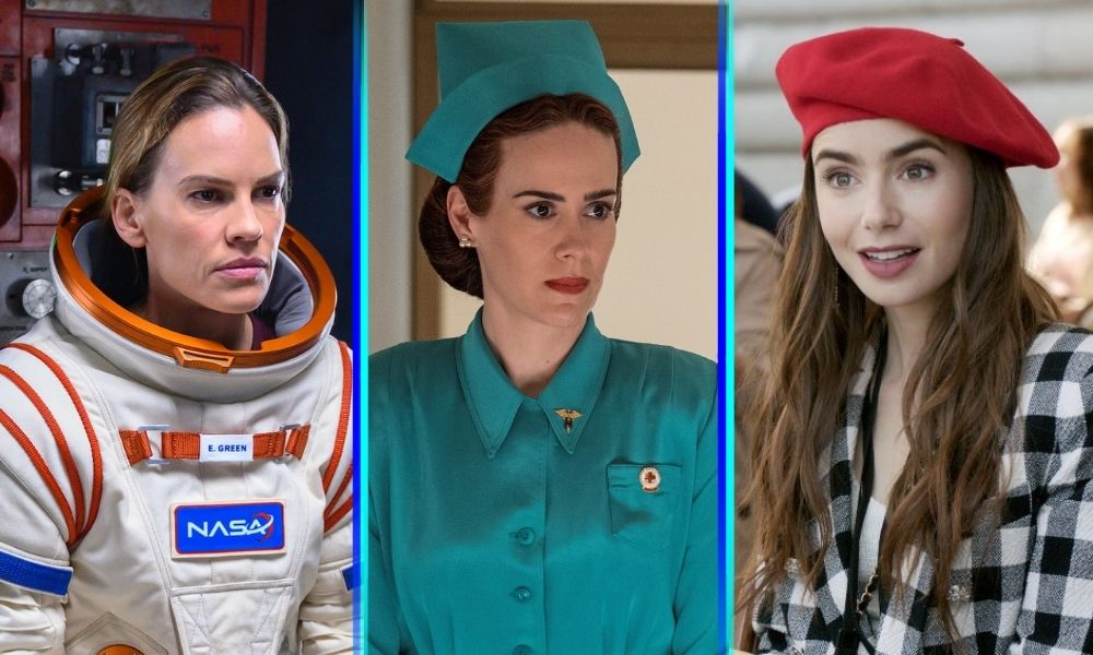 Netflix cancela serie Away