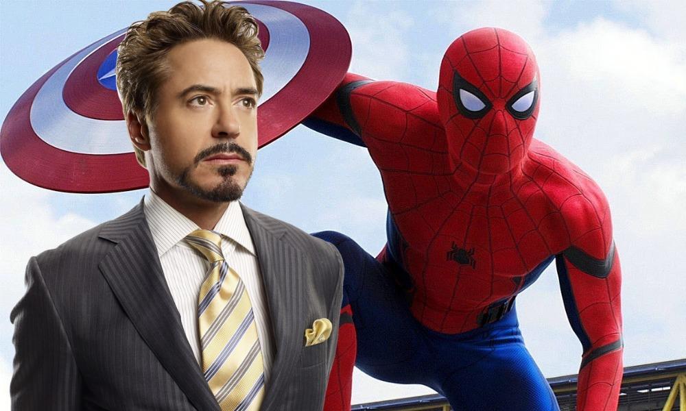 Por qué Tony Stark reclutó a Spider-Man