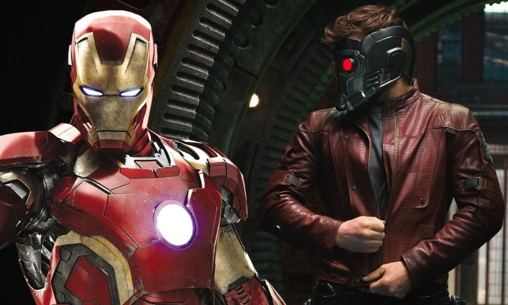 Robert Downey Jr y James Gunn defienden a Chris Pratt