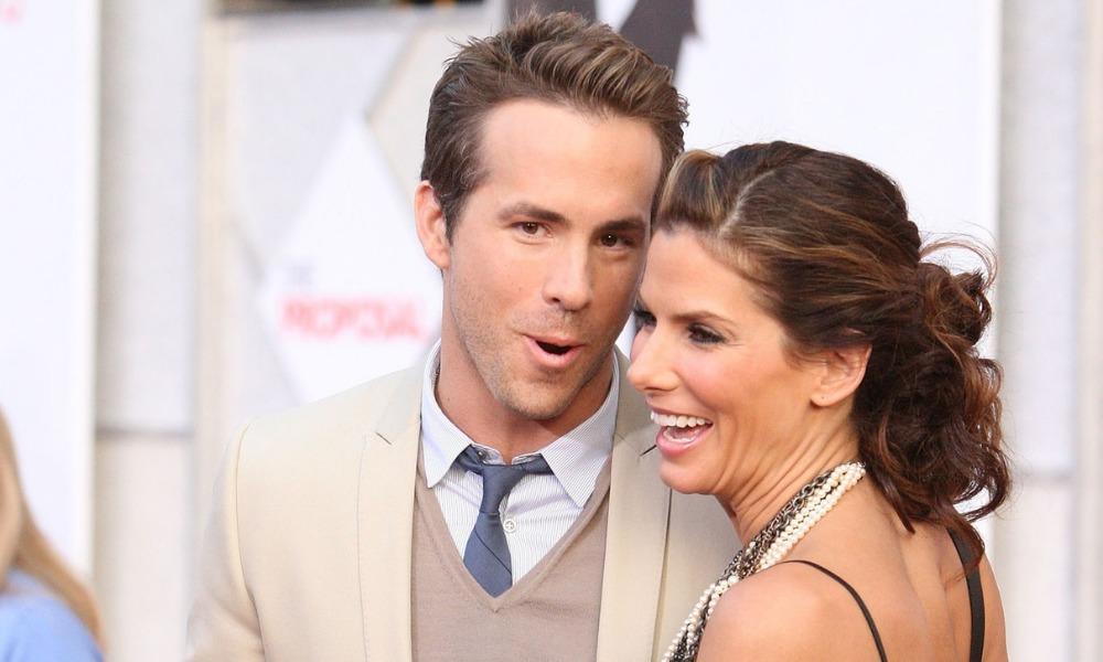 Ryan Reynolds y Sandra Bullock protagonizarían 'Lost City Of D'