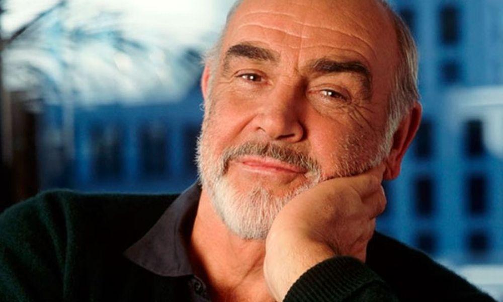 Sean Connery falleció