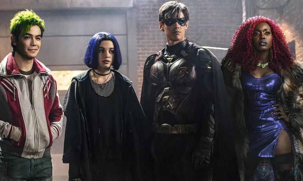 Escritor de Titans trabajará en el reboot de Power Rangers