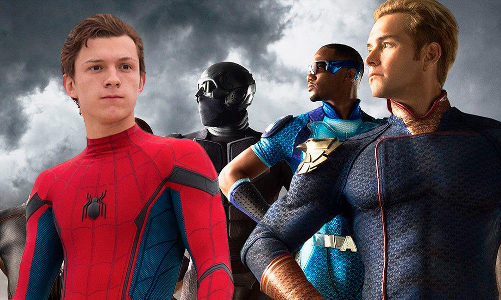versión de Spider-Man en 'The Boys'