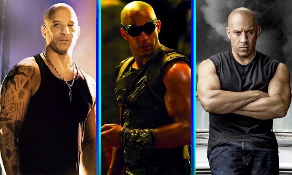 Vin Diesel haría tres películas más de Riddick