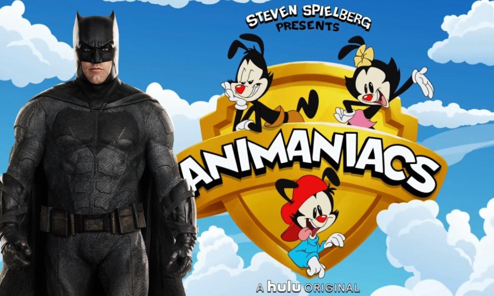 Animaniacs se burló de Justice League