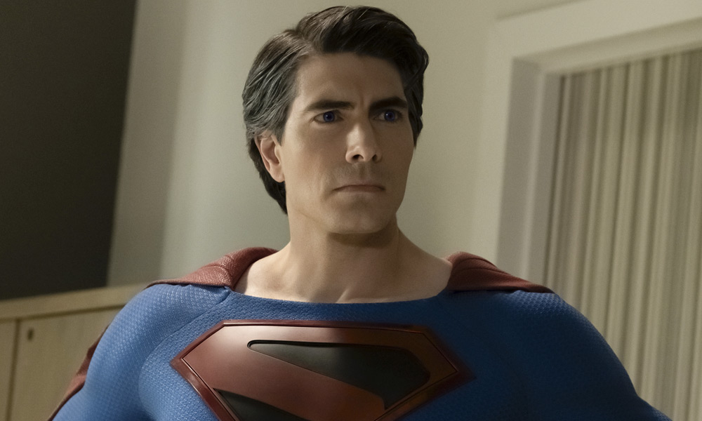 Brandon Routh podría estar en la película de Flash