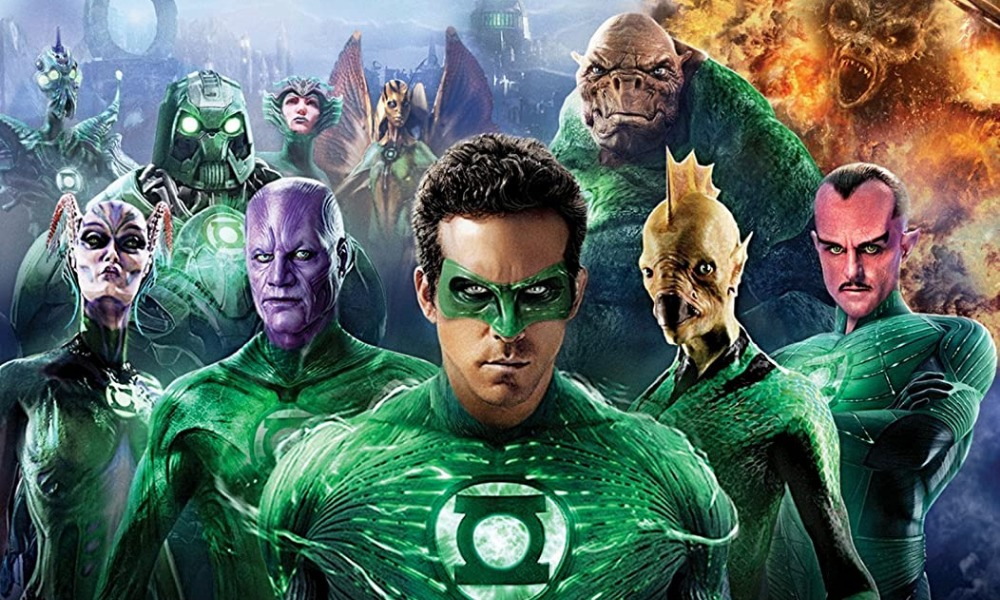 Green Lantern tendrá varias líneas de tiempo