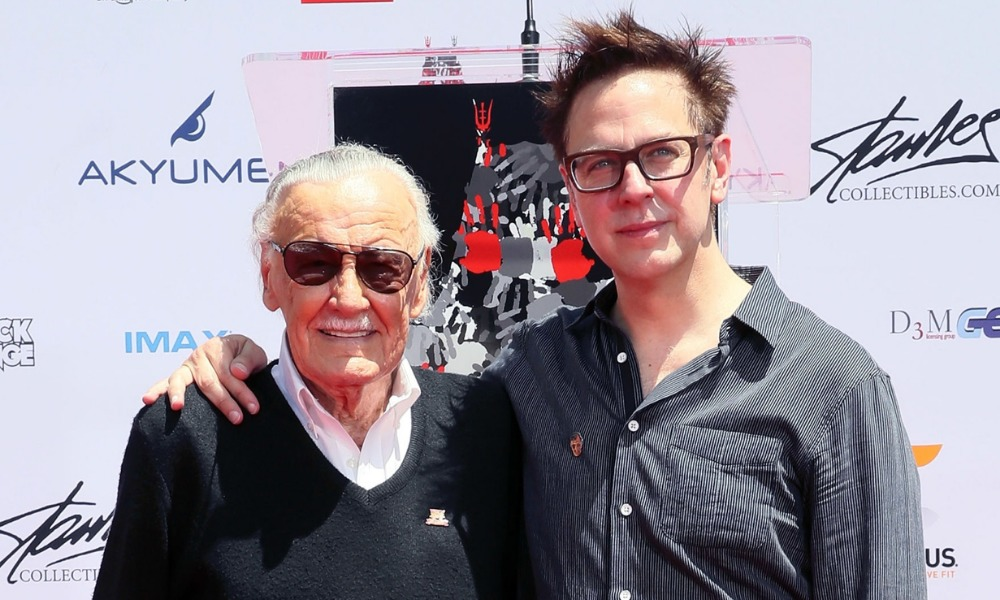 James Gunn homenajeó a Stan Lee