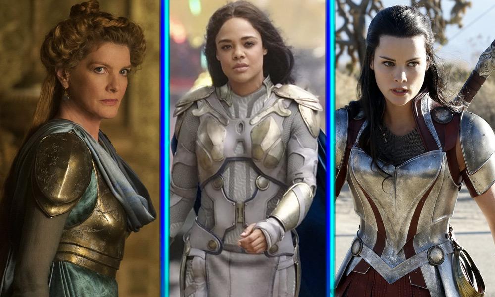 Lady Sif aparecería en Loki