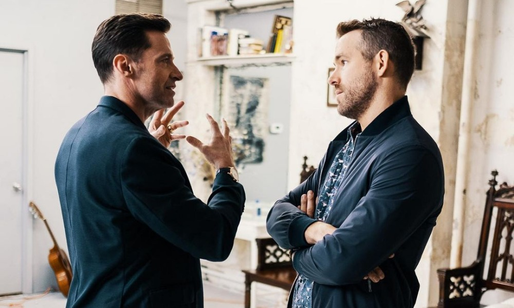 mamá de Ryan Reynolds prefiere a Hugh Jackman