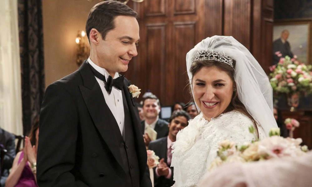 nombre del bebé de Sheldon y Amy