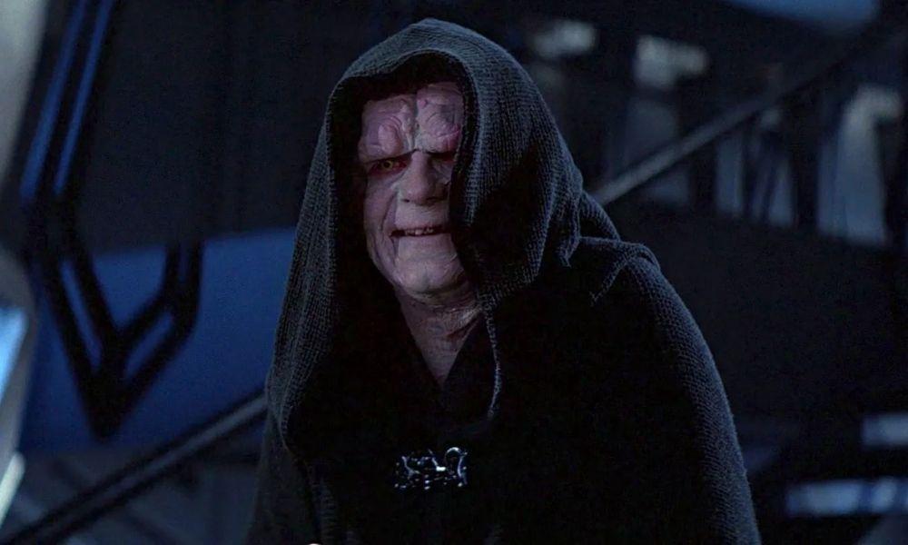 Palpatine supo que Luke era hijo de Darth Vader