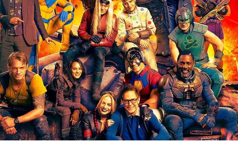panel de 'The Suicide Squad' en CCXP Worlds