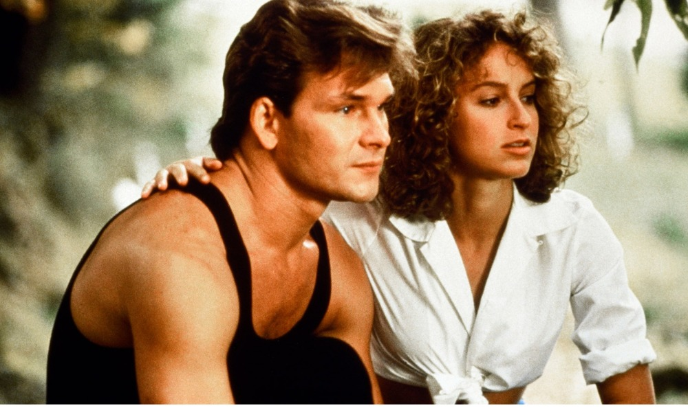 Patrick Swayze en 'Dirty Dancing 2'