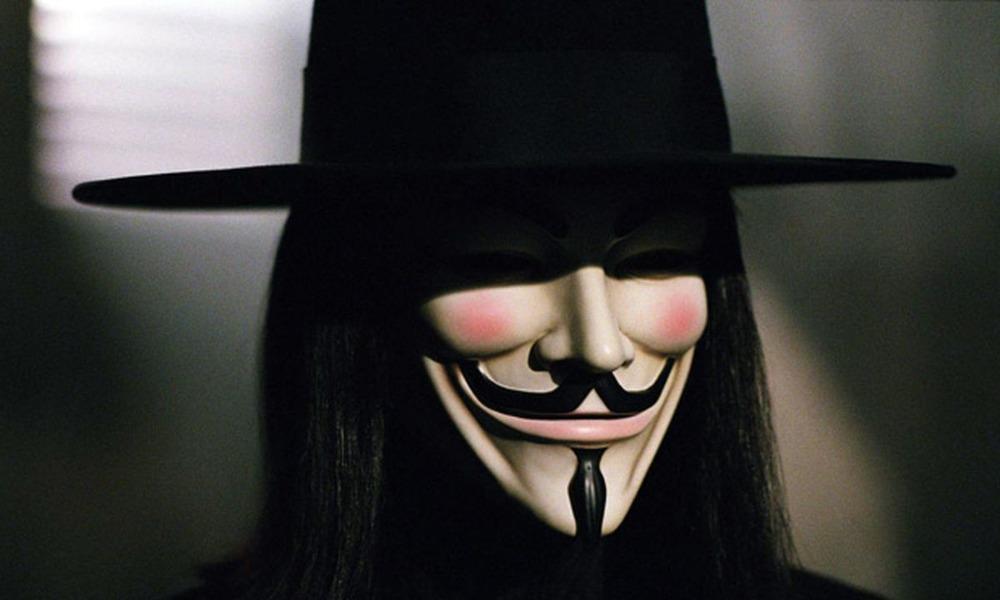 relación del 5 de noviembre con V for Vendetta