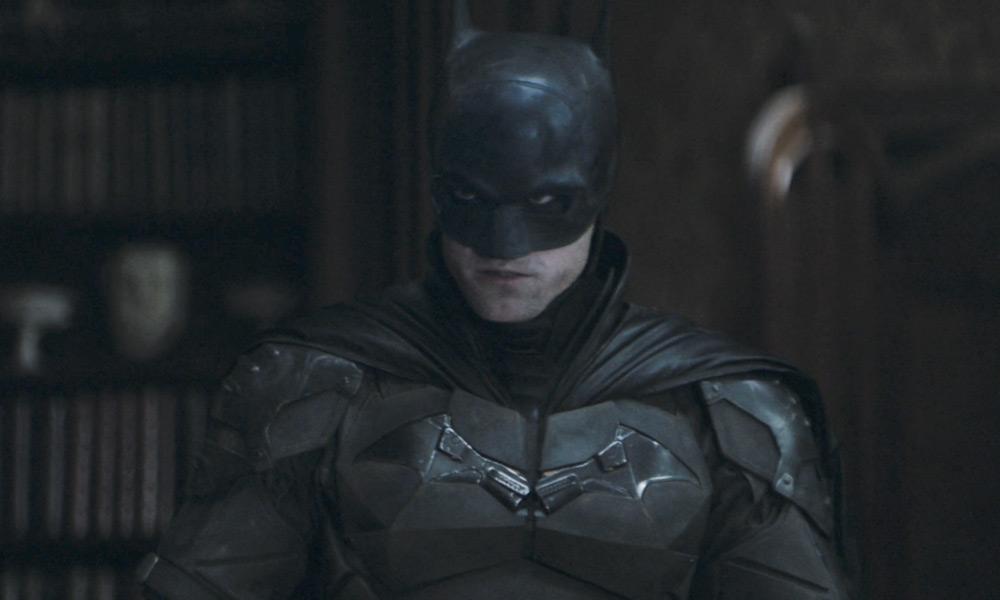 Imagen de la Baticueva en The Batman