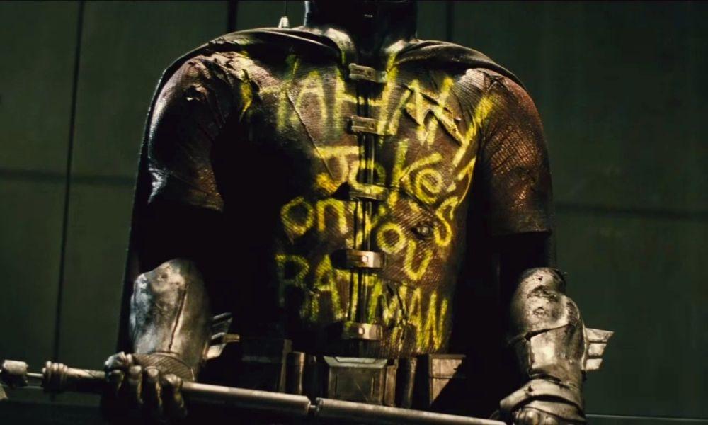 Robin de Batman v Superman