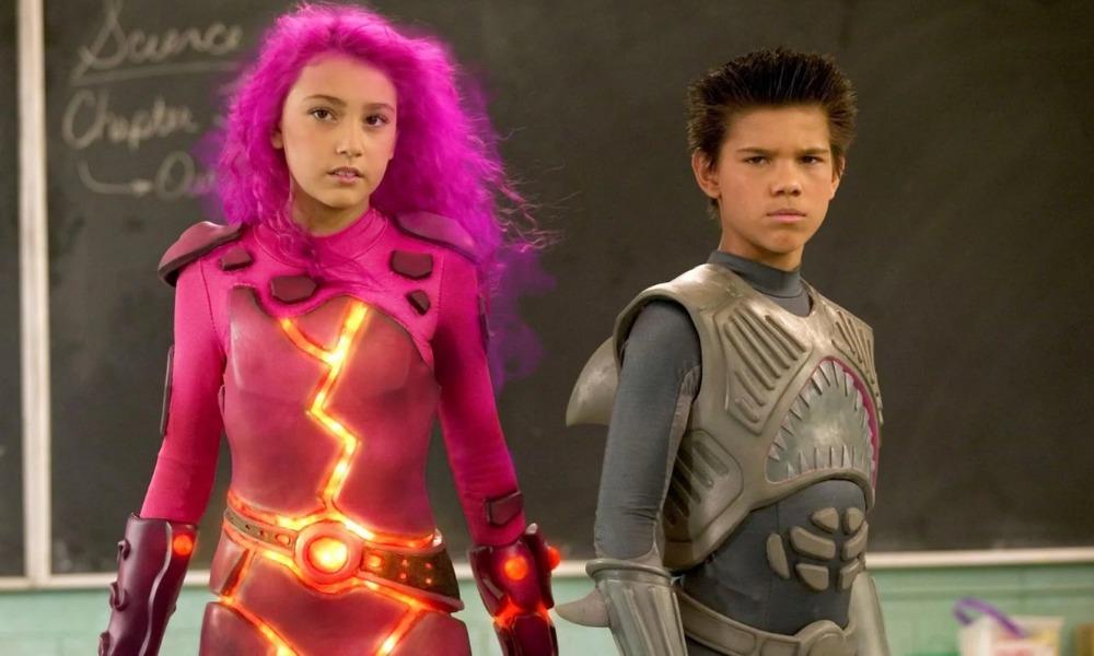 Sharkboy y Lavagirl regresarán en 'We can be heroes'