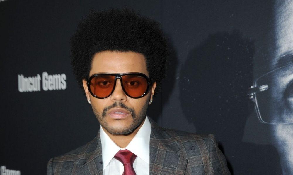 The Weeknd se presentará en el Super Bowl LV