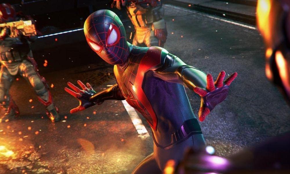 trailer de lanzamiento de 'Marvel's Spider-Man Miles Morales'