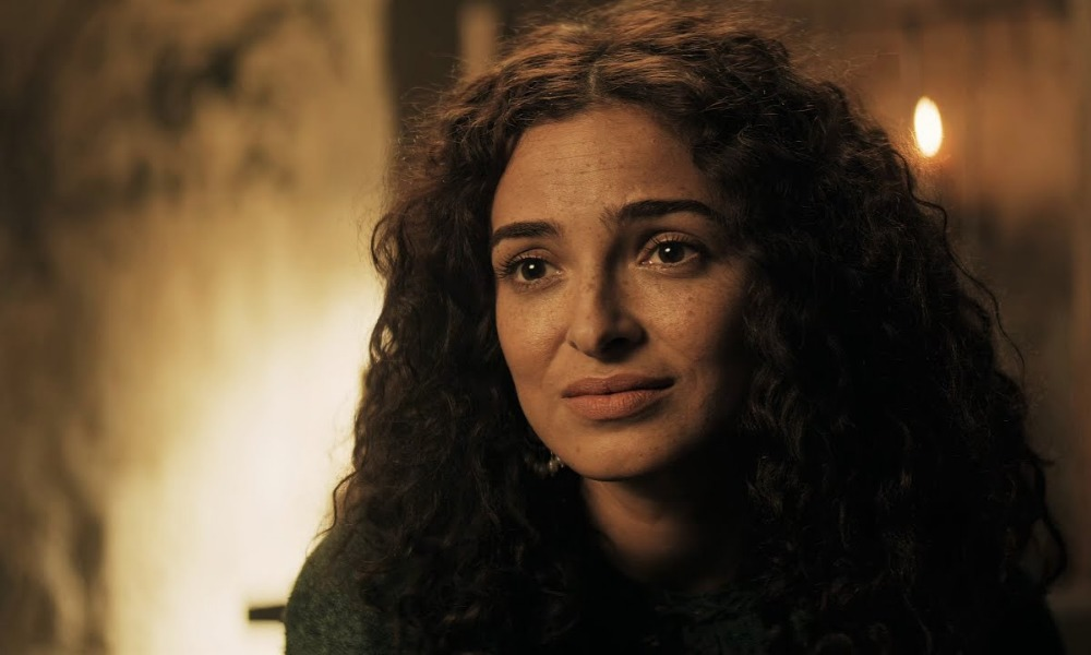 Triss en la segunda temporada de 'The Witcher'