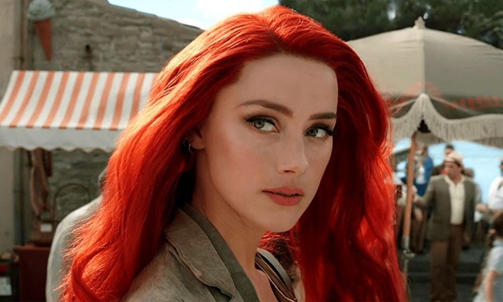 Warner Bros decidió mantener a Amber Heard en el DCEU
