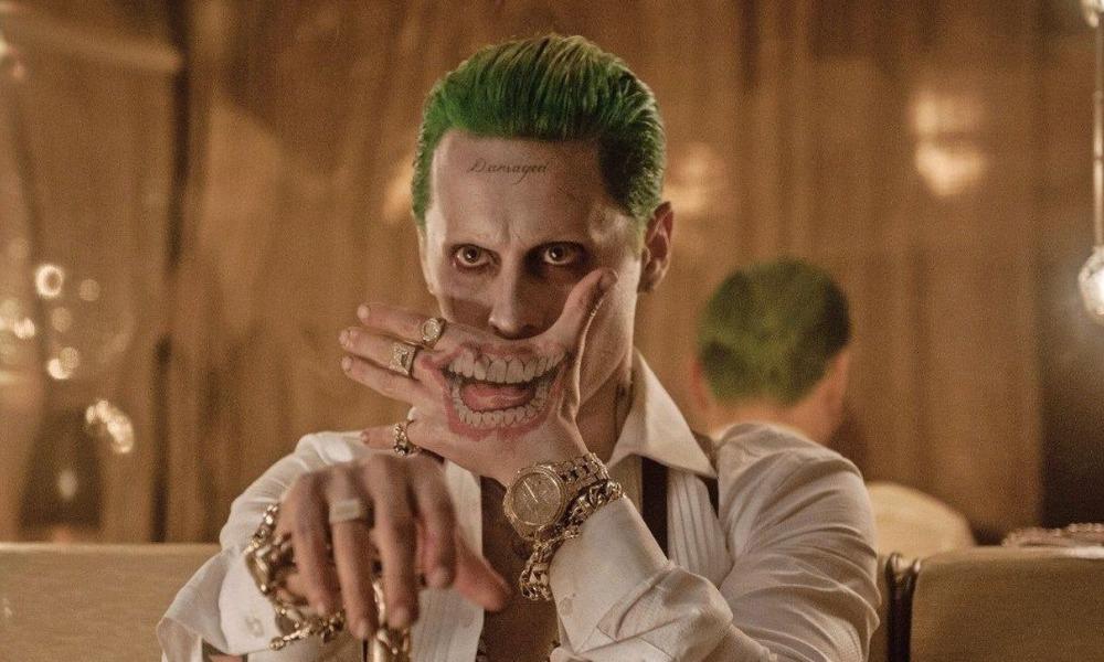 detalles de Joker de Jared Leto