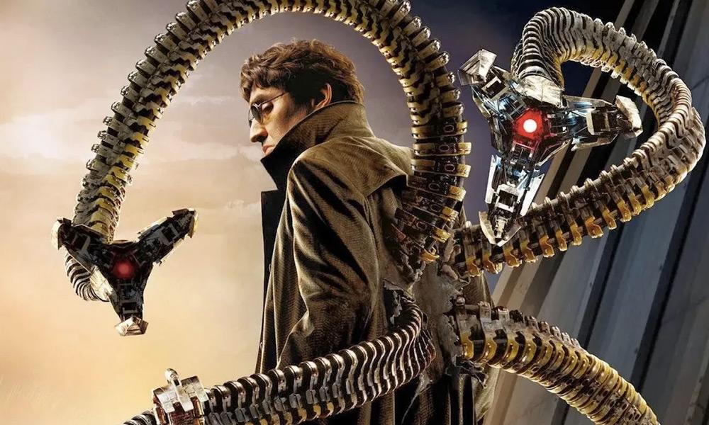 Doctor Octopus de Alfred Molina en 'Spider-Man 3'