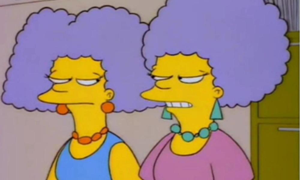 esposos de Selma en Los Simpsons