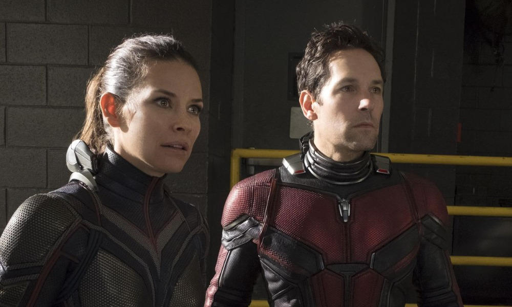 Fantastic Four en 'Ant-Man and the Wasp Quantumania'