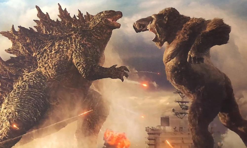 primeras imágenes de 'Godzilla vs Kong'