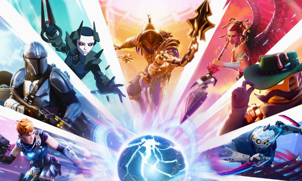 'The Mandalorian' en la temporada 5 de 'Fortnite'