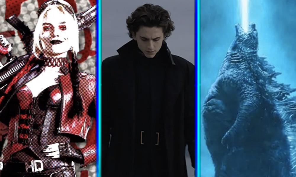 todas las películas de 2021 de Warner llegarán a HBO Max