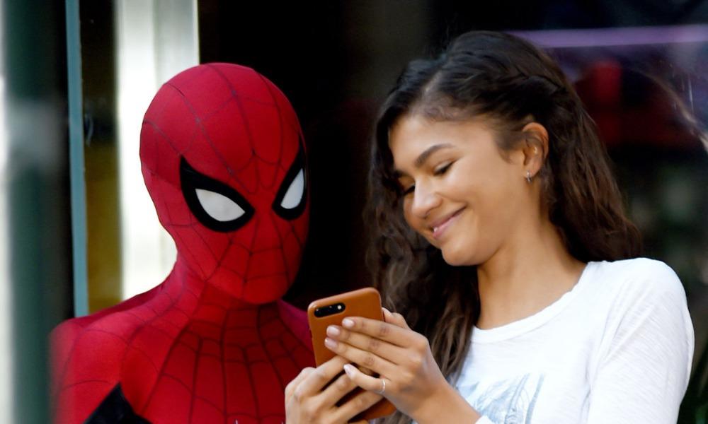 Zendaya habló de Spider-Man 3