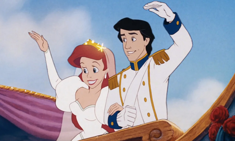 Vestidos de novia inspirados en Disney