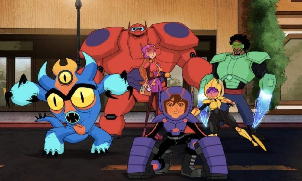 Fecha de estreno de la tercera temporada de Big Hero 6: The Series