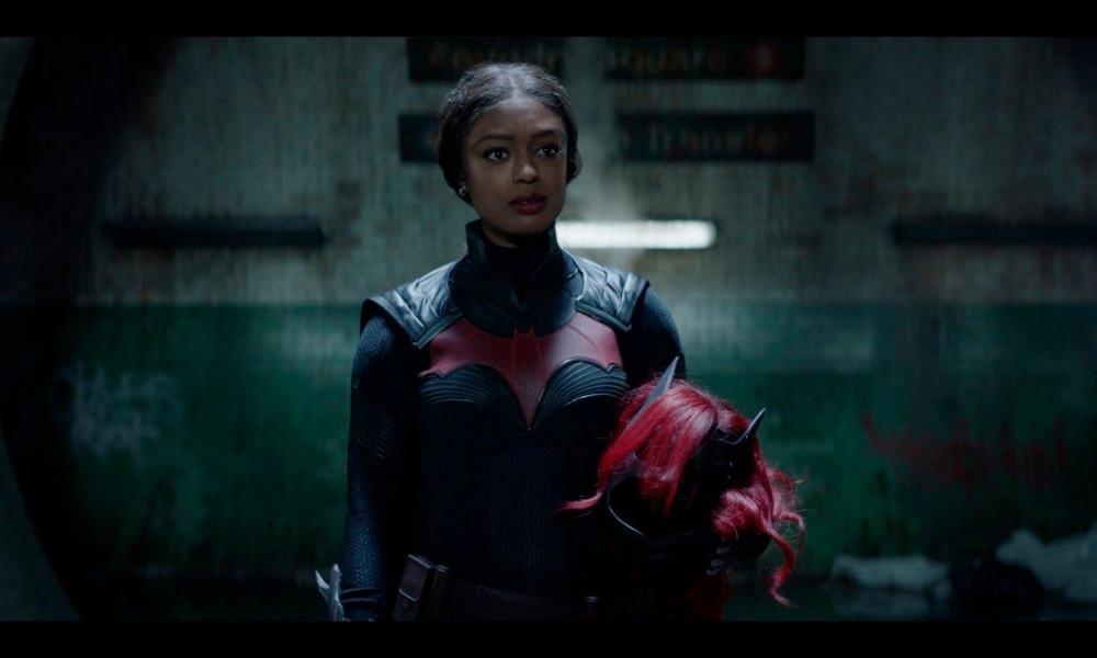 Black Mask en 'Batwoman 2'