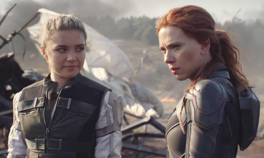 Black Widow no llegará en Disney Plus