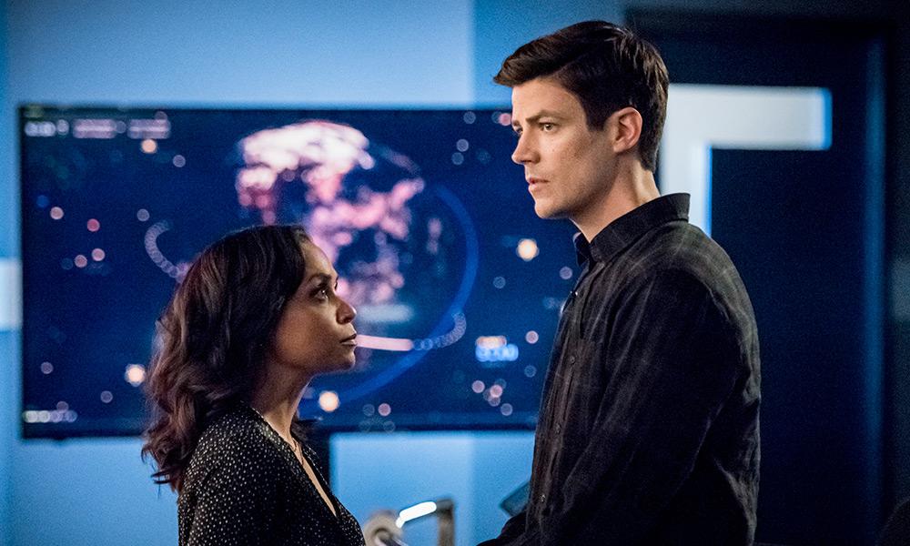 Retrasan el estreno de la séptima temporada de Flash