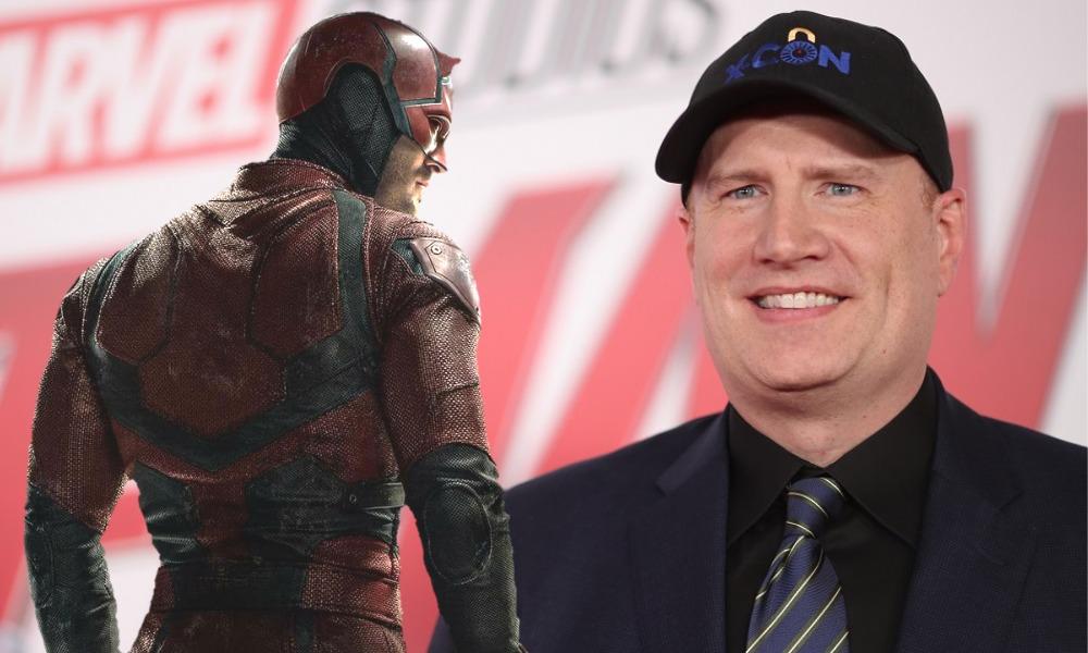 Kevin Feige habló sobre la llegada de Charlie Cox